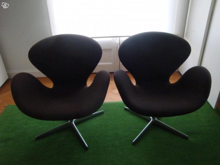 Arne Jacobsen Svanen Fåtölj - Dansk design