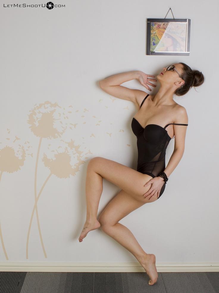 upside down lingerie