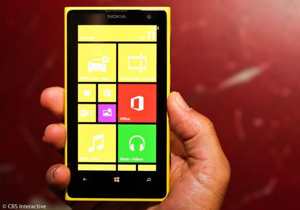 Nokia Lumia 1020 packs 41-megapixel camera http://reviews.cnet.com/nokia-lumia-1020/