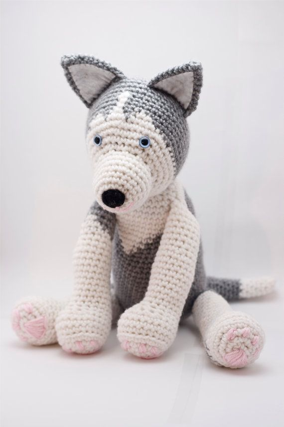 Amigurumi Legs Tutorial : Top 25 ideas about crochet husky on Pinterest Puppys ...