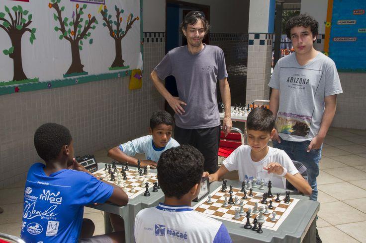 Rio das Ostras sedia Torneio Regional de Xadrez