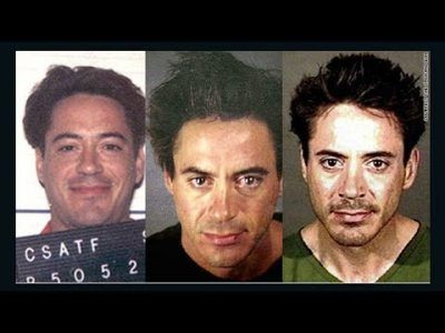 1990s SPECIAL REPORT: Robert Downey Jr. Goes To PRISON!! #news #alternativenews