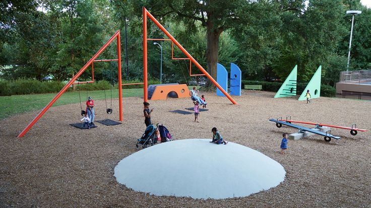 The Great Playscapes - Herman Miller