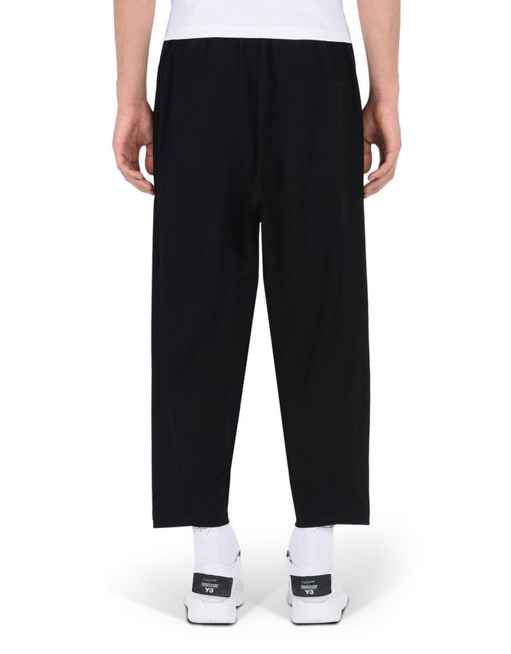 Check out the Y 3 TWILL SAROUEL PANTS Casual Pants for Men and order today on the official Adidas Y-3 online store. Shop the collection now.