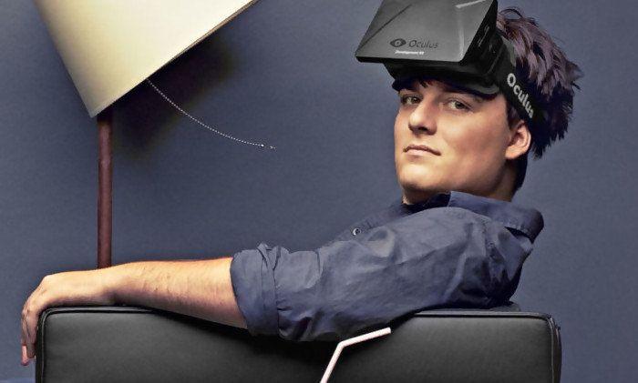 """Oculus Rift : pour Palmer Luckey son casque est """"incroyablement bon marché"""""""