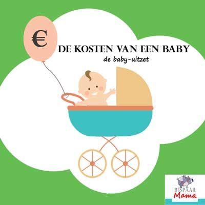 Wat kost een baby eigenlijk? Een vraag die elke toekomstige ouder zich stelt.  Lees hier wat je kwijt bent aan je babyuitzet | De kosten van een baby - de baby-uitzet | Nicolien@Bespaarmama.nl