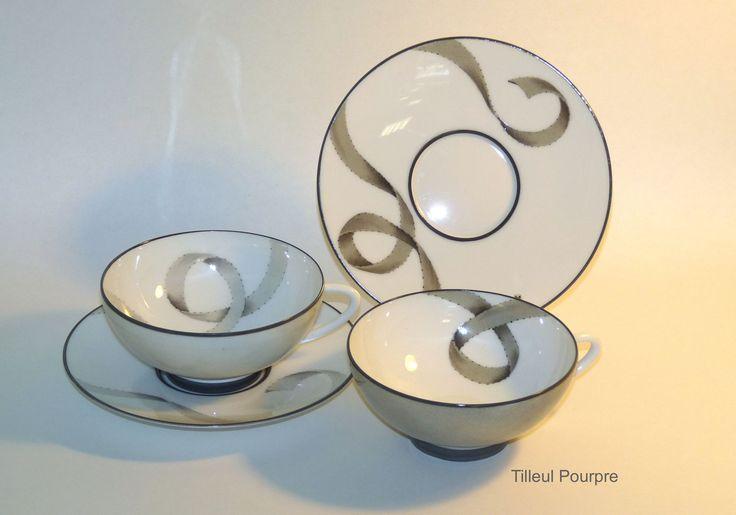 Tilleul Pourpre - Rubans