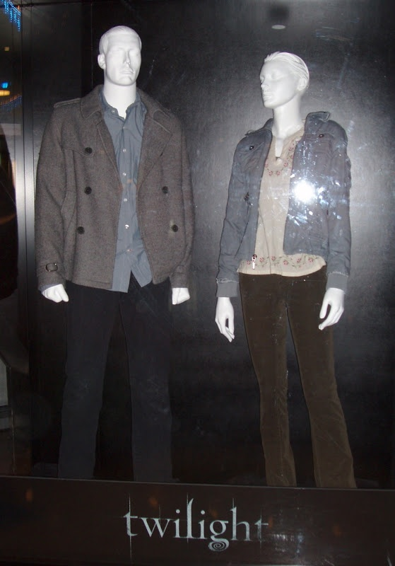 Twilight clothing worn in the movie