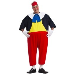 Tweedledee And Tweedledum Costumes For Halloween