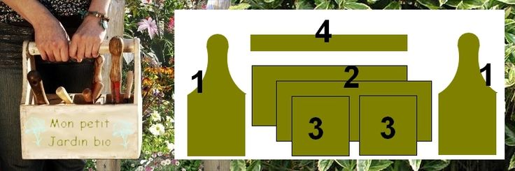 ... du jardin bio avec de la récup more de jardin decorative ideas with