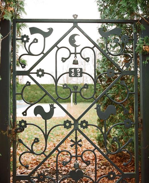 197 Best Garden Gate Images On Pinterest Windows Garden