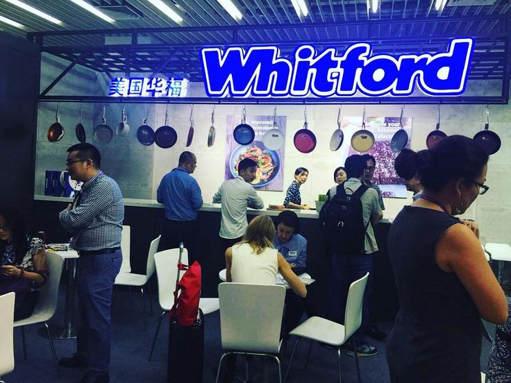 It was great to catch up with you all at @cantonfaironline . Looking forward to the next Show! Until then find out more about our  #Nonstick #coatings #solutions .  #CantonFair2016 #Guangzhou #China #housewares #bakewares #new #colours #gettingready #Shows #Event #Instagood #food #bakeit #cookit #cookingtools #fair #exhibition #cookware #newcolour #busy #busyday Delete Commentsarahfa82Happy to be here with this great team!!! Del