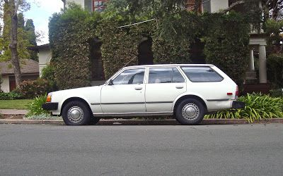 1981 Toyota Corona Wagon
