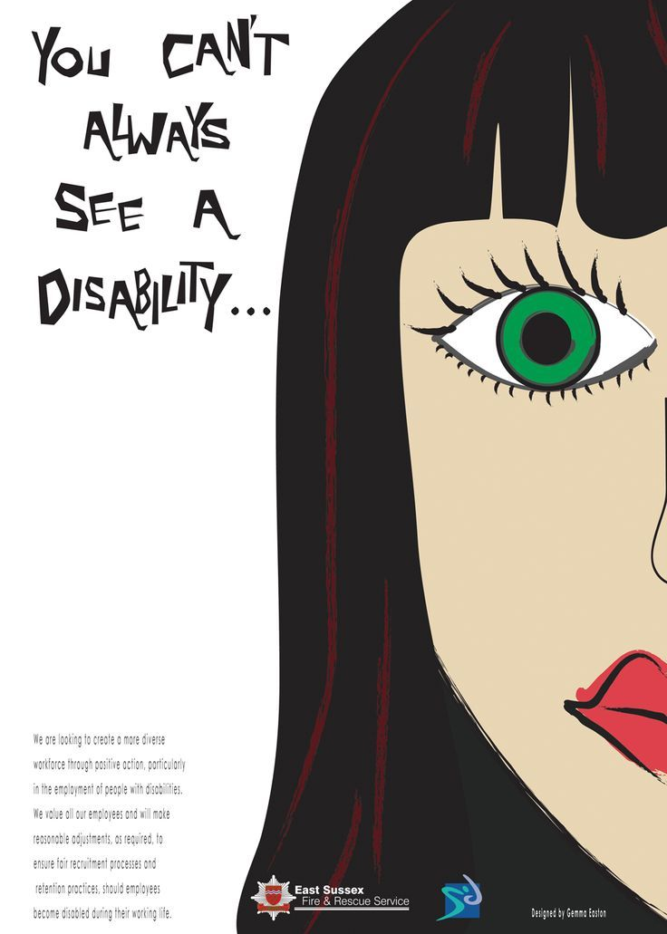 disability awareness posters for kids | We do more than just put out fires! - Disability Poster Initiative