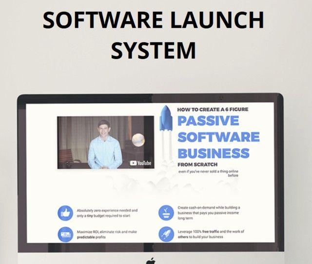 Software Launch System Pro by Sam Bakker
