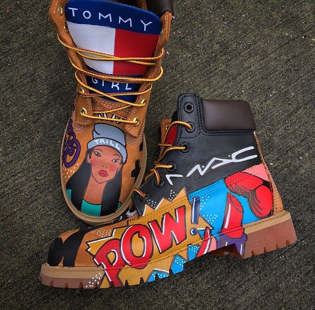 25 best ideas about custom timberland boots on
