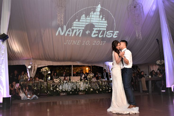 DJ Danny went above & beyond to make this fairy tale wedding come to life! WeddingsAtTwinOaks #mydjs #sandiegoweddings