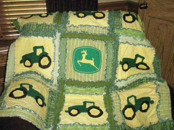26 best John Deere Quilts images on Pinterest | Sewing, Sewing ... : john deere quilts - Adamdwight.com