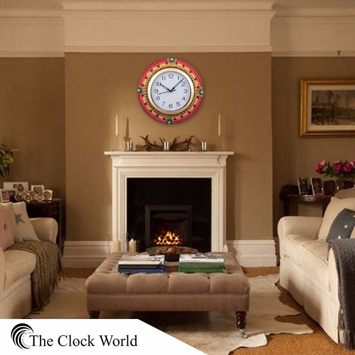 A Perfectly Hand Crafted Watches For Your Home Decor Is One That Makes It Add Traditional Spice To House Theclockworld Wall