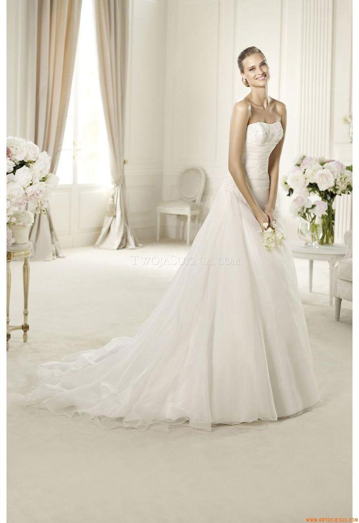 Buy Wedding Dress Pronovias Usiria 2013 At Cheap Price
