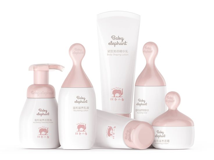"""Baby Elephant"" Mom & Child Skin Care Series""Baby Elephant"" is a professional mom & Child brand. Our core technology concept is to provide breastmilk-like care for baby and mom - "" breastmilk-like care.""The elephant is a kind of animal having the longes…"