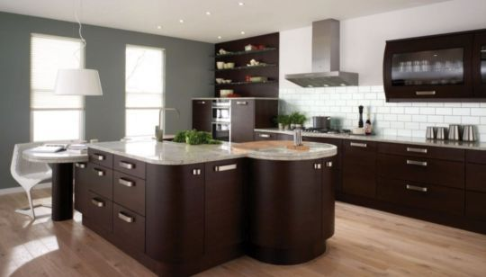 Top 15+ Modern Kitchen Design and Decorating Ideas On A Budget