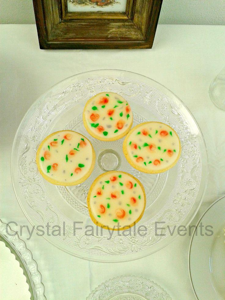 Vegan cookies #vegan #cookies #baptism #dessert #table #crystalfairytaleevents