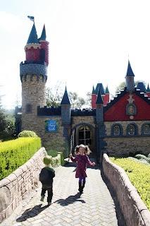 Kids party venue Melbourne. Purple Party People Melbourne Review: Fairy Park, Anakie