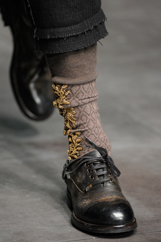 Dolce & Gabbana Men Fall 2012