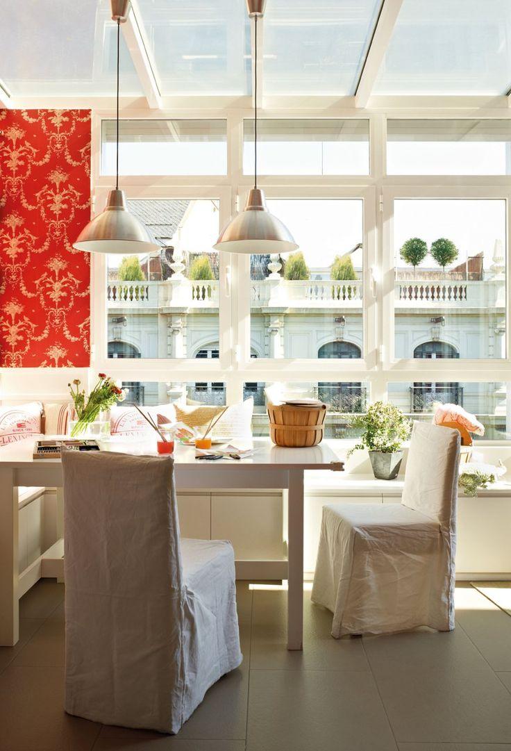 Un ático con visión de futuro · ElMueble.com · Casas