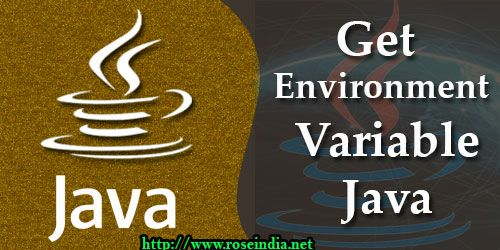 Get Environment Variable Java