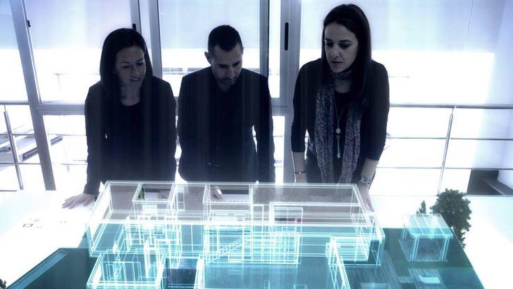 ¿Quieres ver cómo trabajamos en Entre3 Interioristas? Te lo mostramos en 3 minutos.