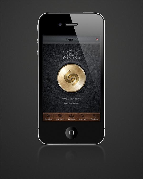 Shazam gold edition #mobile