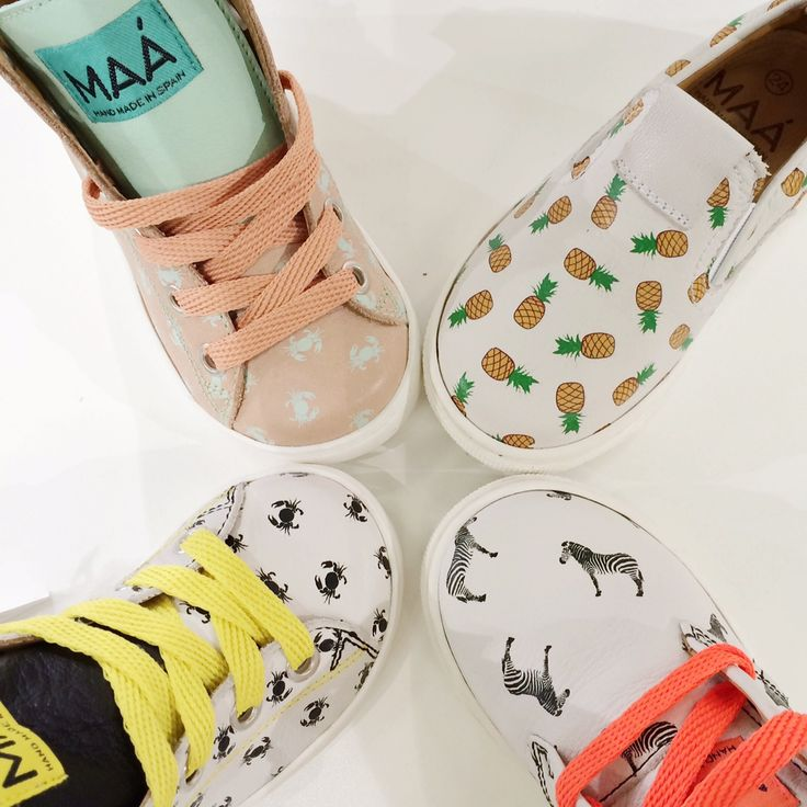 Maa shoes summer 2015 sneaks for little freaks