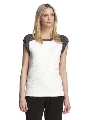85% OFF Ash Rain + Oak Women's Sweatshirt Top (Black)