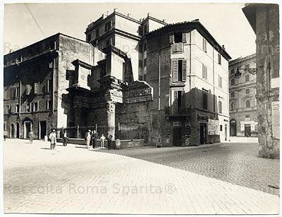 Roma Sparita - Foro di Nerva