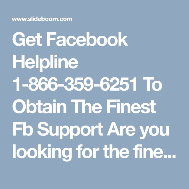 Get Facebook Helpline 1-866-359-6251 To Obtain The Finest Fb Support  Are you looking for the finest Facebook support? If yes, then pick your phone and place a call at our Facebook Helpline number 1-866-359-6251 as soon as possible. Here, our technical will give you the accurate solution in no time. So, without wasting your precious time grab our service before you lose the chance. For more information: https://www.monktech.net/facebook-contact-help-line-number.html