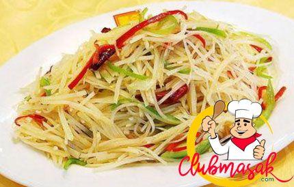 Resep Vegetarian, Resep Vegetarian Sehari-Hari Dirumah, Club Masak