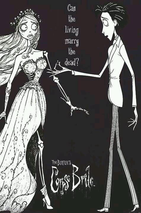 can the living marry the dead?