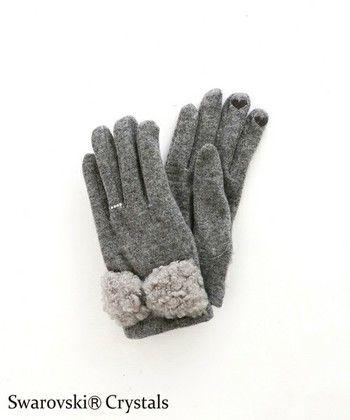 ファッションも冬じたく。ふわふわ、もこもこの《手袋・帽子・マフラー》選び | キナリノ