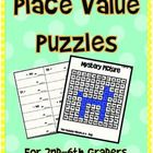 This activity includes ten different mystery place value cards. Students will solve the problems on the card and shade in the answers to find a surprise image!    Students will ...  1.) Read the base 10 block or standard form number 2.) Find the sum, difference or product 3.) Color in the sum on the number grid  This product includes questions at many different lines.