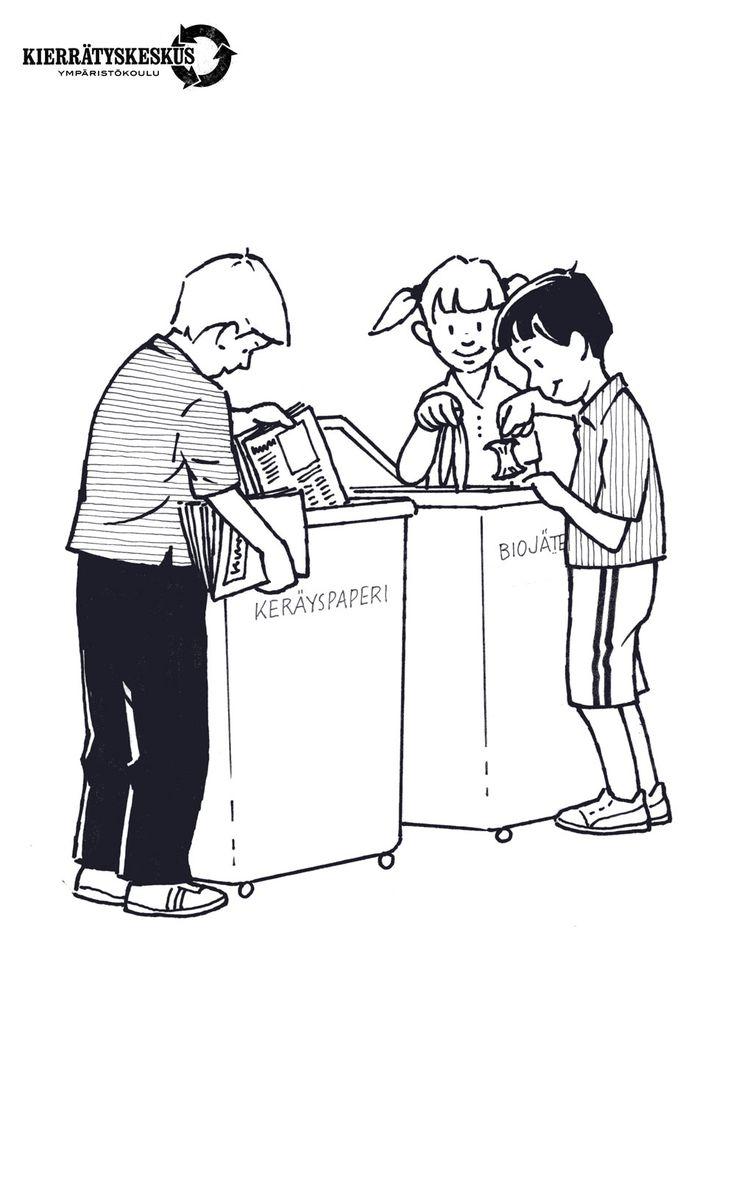 Lapsetkierrattavat