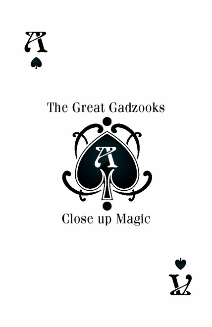8 best magic cards images on pinterest magic cards magic playing playing card business card ideal for magicians customise online worldwide delivery available reheart Choice Image