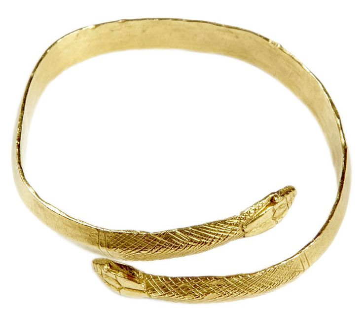 Snake Bracelet This Ancient Egyptian Bracelet Was A Gift