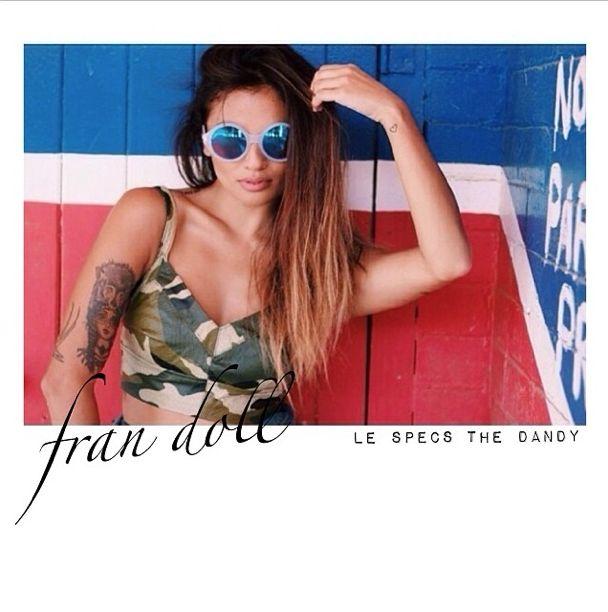@throughrosecolouredglasses // Le Specs The Dandy sunglasses // Shop them now at sunglassconnection.com.au // #sunglasses #style #fashion #accessories #summertime #mirroredlenses #lespecs #lespecssunglasses #leather #throughrosecolouredglasses #dandy x