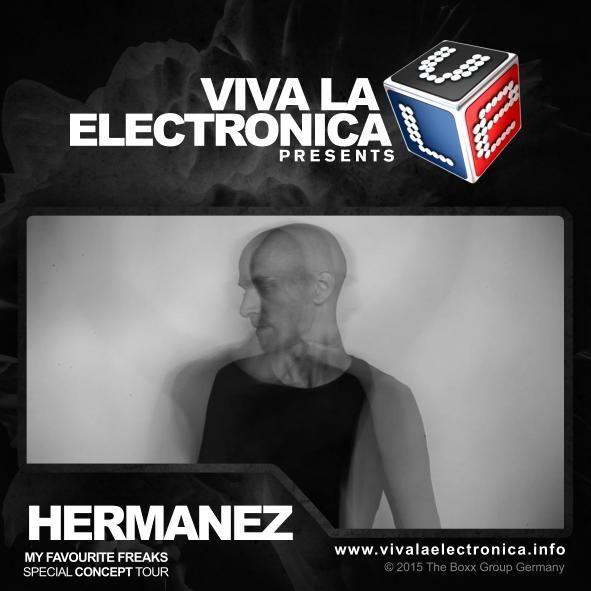 Viva la Electronica pres Hermanez - tune in: http://vivalaelectronica.info/?p=17660