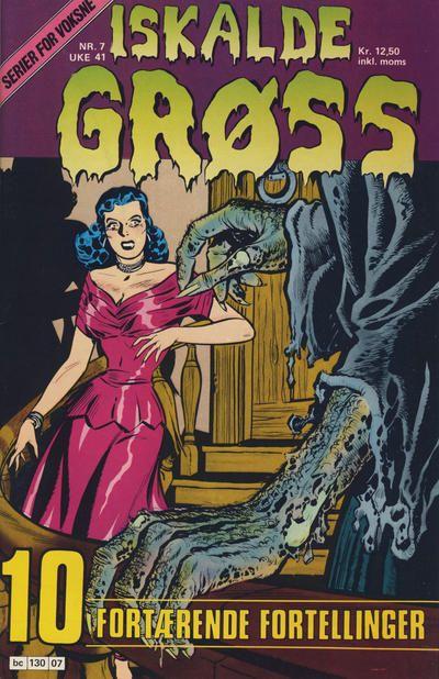 Cover for Iskalde Grøss (Semic, 1982 series) #7 [1988]