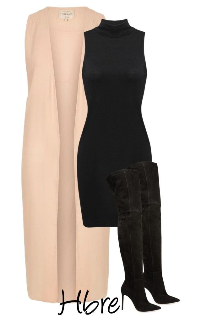 """Untitled #132"" by heatherbre on Polyvore featuring River Island and Gianvito Rossi"