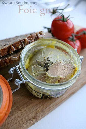 Foie gras, wątróbka gęsia, pasztet z wątróbki drobiowej. Francuski delikates, zdjęcia foie gras i przepisy na potrawy.