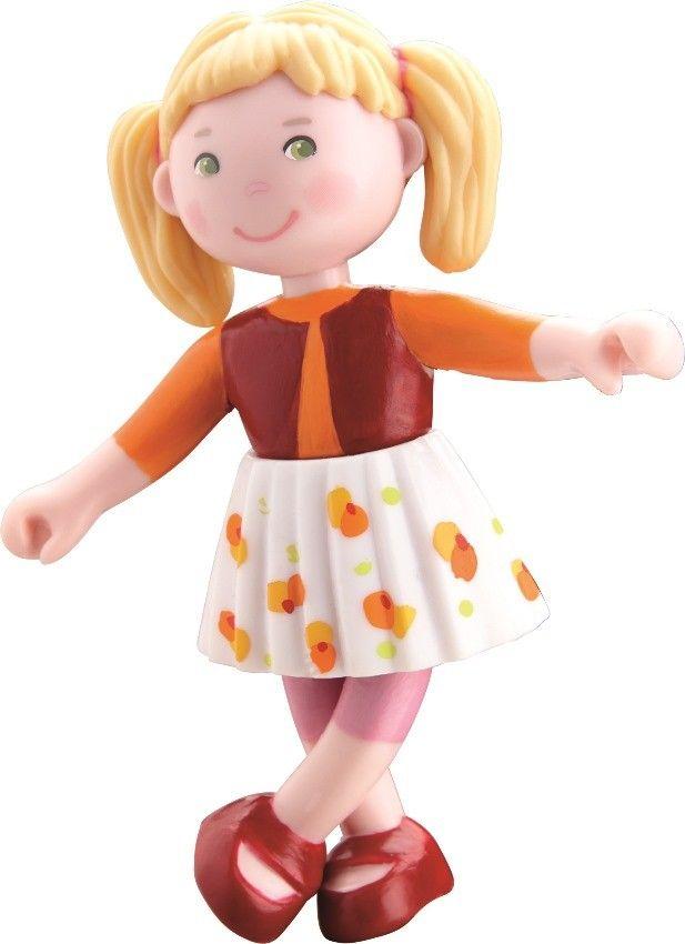 Boneca Miniatura Milla - Little Friends - HABA | Cristina Siopa